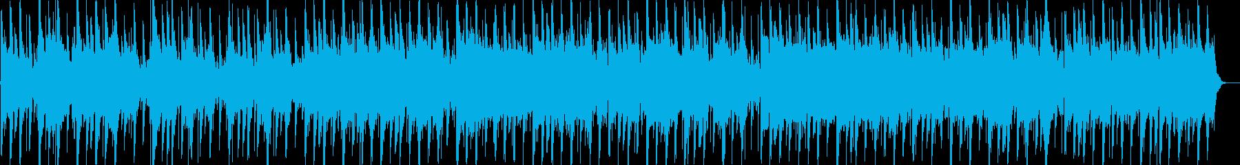 和風 雅な尺八と琴のASIAテイストVOの再生済みの波形