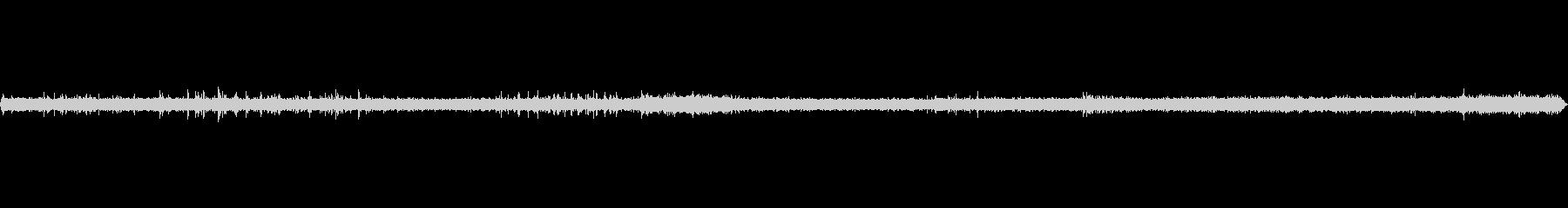メタルヒートパイプ:ヒスとシズル、...の未再生の波形