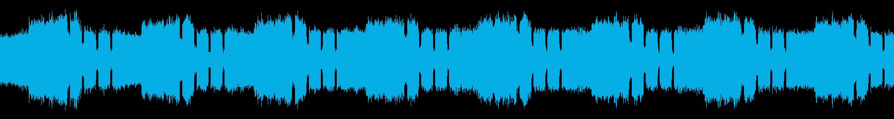 サイレン siren 警報 アラート12の再生済みの波形