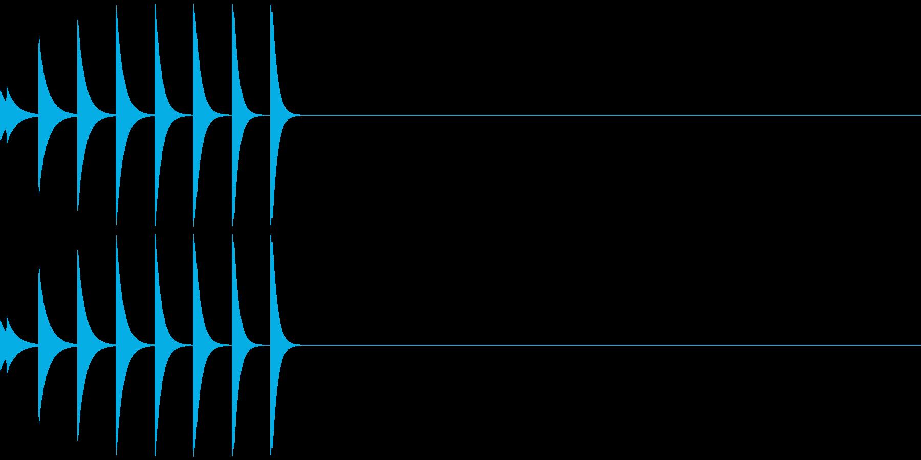 アイキャッチ/場面転換/ジングル/5-Aの再生済みの波形