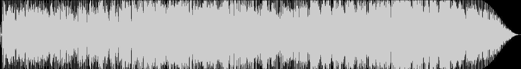 12/8時間でダークロック。エレク...の未再生の波形