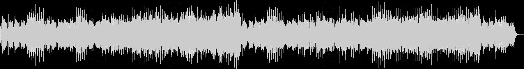 ジムノペディ オルゴールオーケストラの未再生の波形