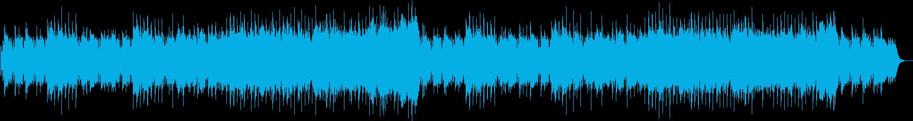 ジムノペディ オルゴールオーケストラの再生済みの波形
