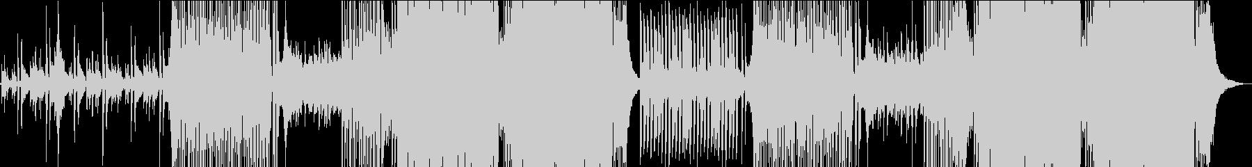 アコギとFuture Bassの和風楽曲の未再生の波形