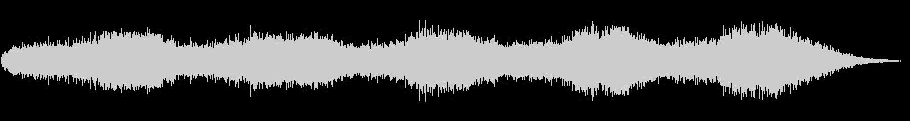 電動ハンドドリル:ドリルドリルの未再生の波形