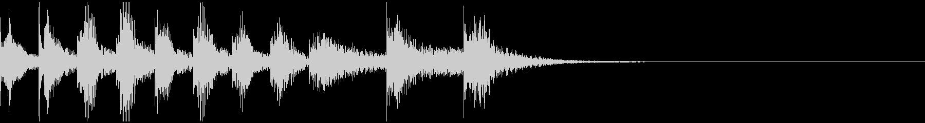 ディズニー風サウンドロゴ_2の未再生の波形