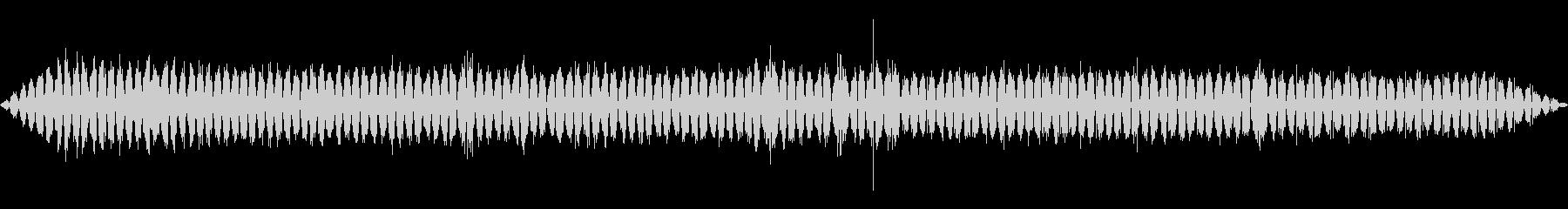 ハンド:高速スムーズサンディング、...の未再生の波形