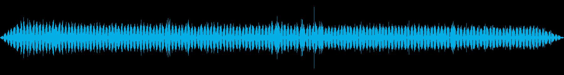 ハンド:高速スムーズサンディング、...の再生済みの波形
