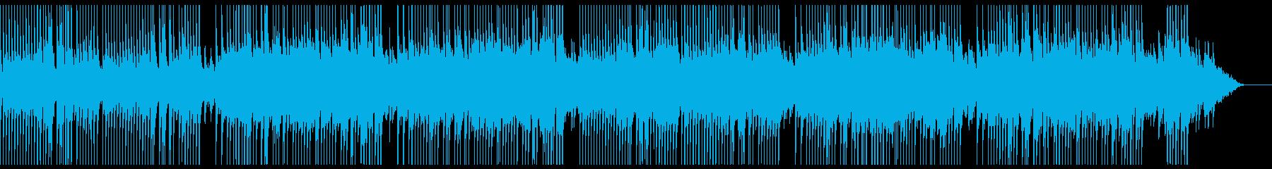 沖縄の民謡 安里屋ユンタ 別バージョンの再生済みの波形