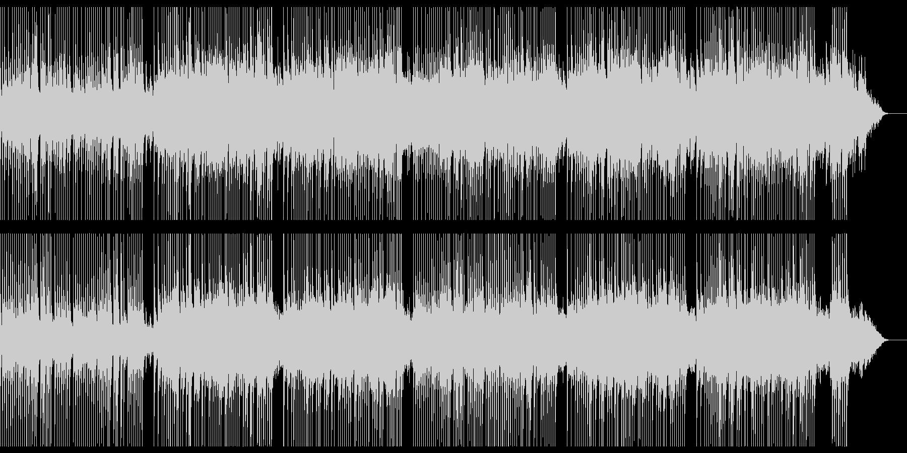 沖縄の民謡 安里屋ユンタ 別バージョンの未再生の波形