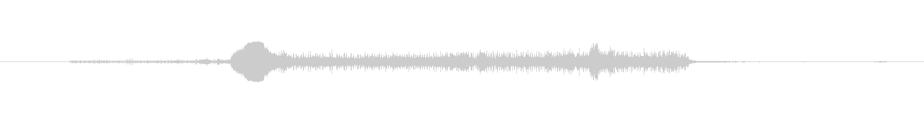 カントリーレールの交差点:クリケッ...の未再生の波形