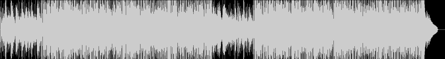 ゆったりフレーズが心地よいカントリー楽曲の未再生の波形