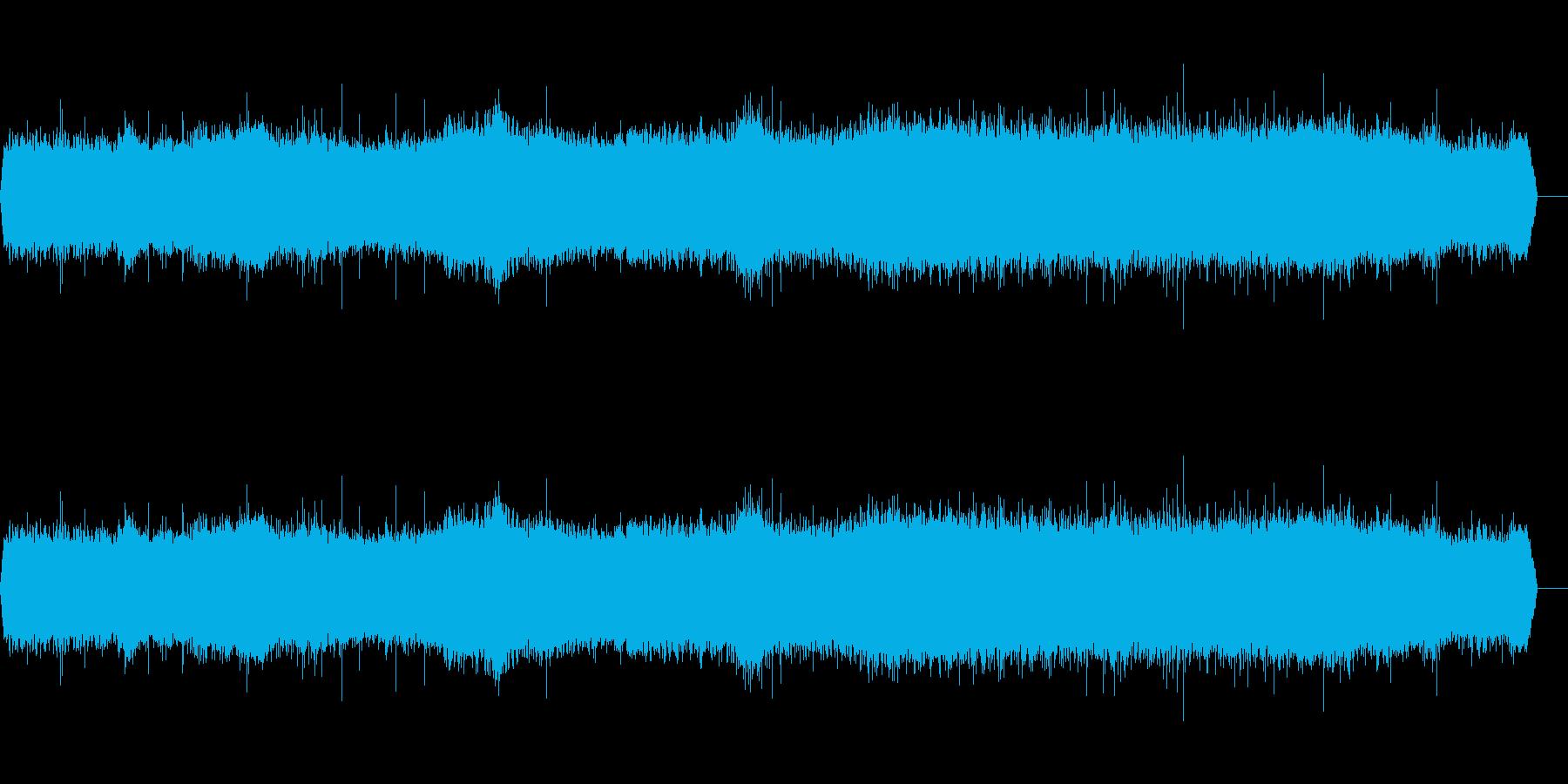 雨3 2の再生済みの波形