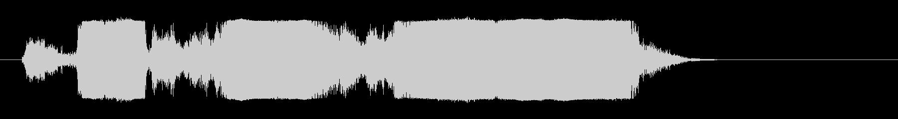 オートバイモトクロス; 250 C...の未再生の波形