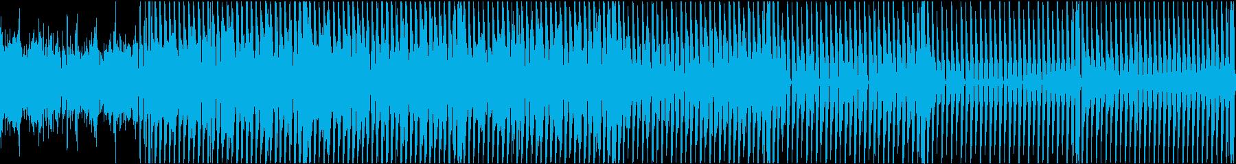 80年代 ディスコ ハウス ダンス LPの再生済みの波形