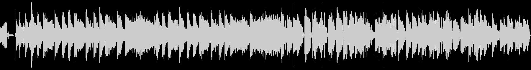 EDM、勢いある明るめスタイリッシュCMの未再生の波形