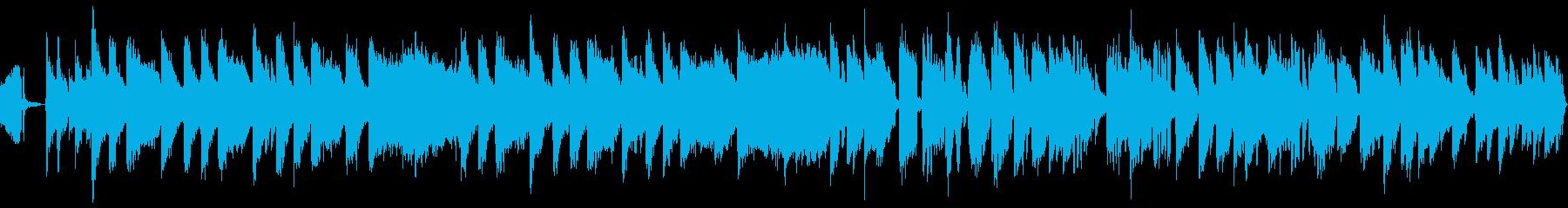 EDM、勢いある明るめスタイリッシュCMの再生済みの波形