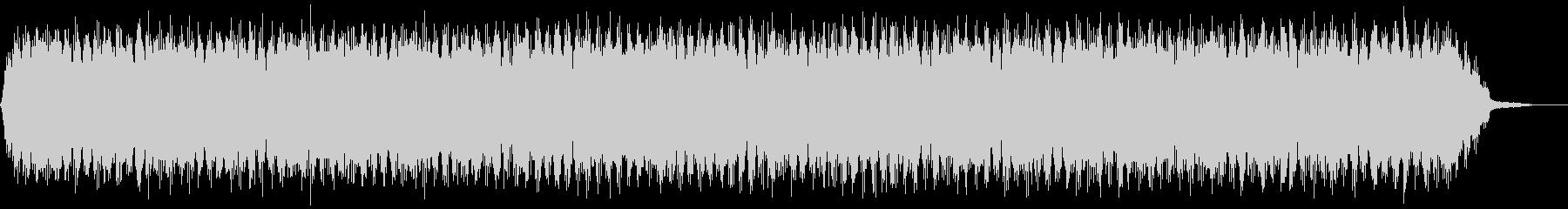 【アンビエント】ドローン_39 実験音の未再生の波形