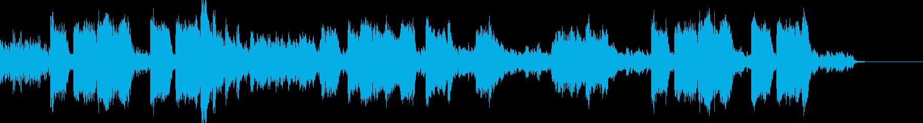 この映画のオーケストラ作品では、ピ...の再生済みの波形