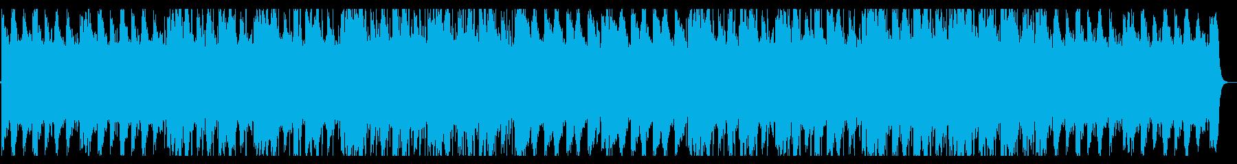 涼しげなHiphop_No383の再生済みの波形