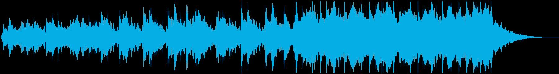 現代的 交響曲 クラシック モダン...の再生済みの波形