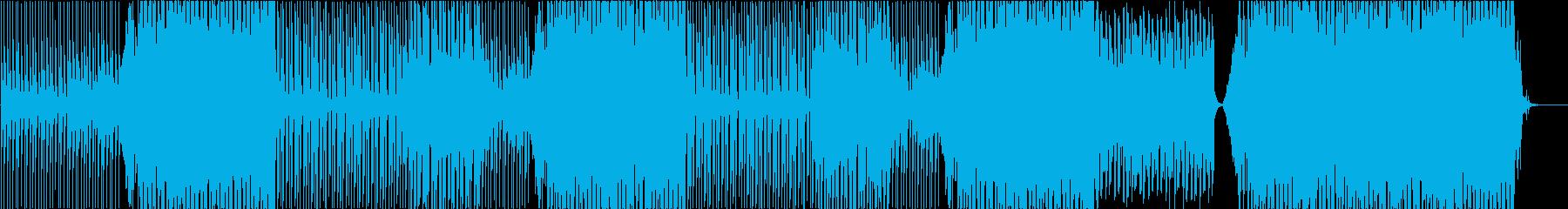 【HOUSE】エモさを感じる南国の海の再生済みの波形