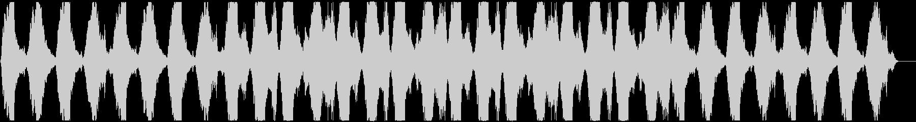 切なく寂しいストリングスBGMの未再生の波形