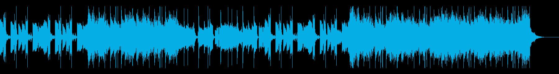 トラウマの再生済みの波形