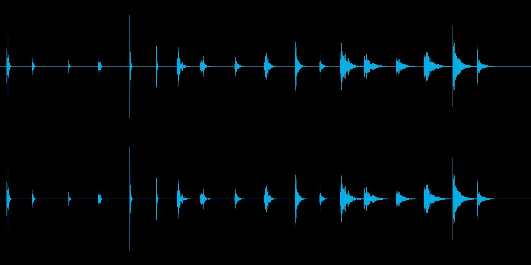 PEEPS&BEEPS-6バージョ...の再生済みの波形