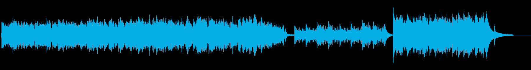 【ピアノソロ】懐かしさ_優しさ_暖かさの再生済みの波形
