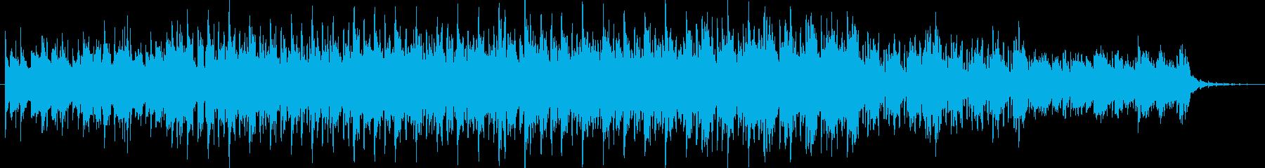 YouTube  配信のBGM CM他の再生済みの波形