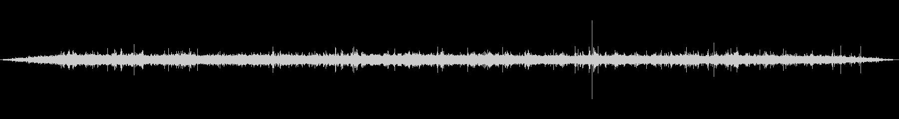 [ASMR]波打ち際の音_012の未再生の波形