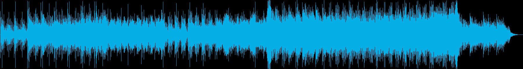 動画 サスペンス アクション 説明...の再生済みの波形
