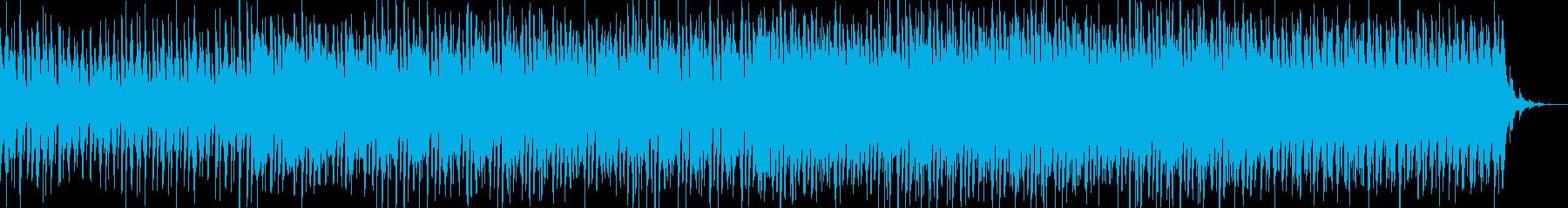 オープニング・透明感・疾走感・感動的の再生済みの波形