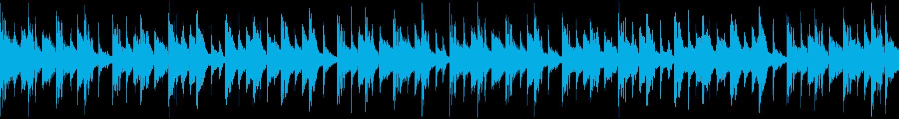 【メロなし/ループサビ】シティポップの再生済みの波形