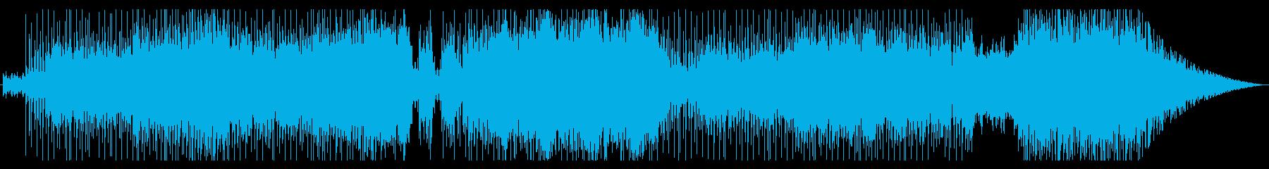 陽気なケルト風酒場BGM【環境音off】の再生済みの波形