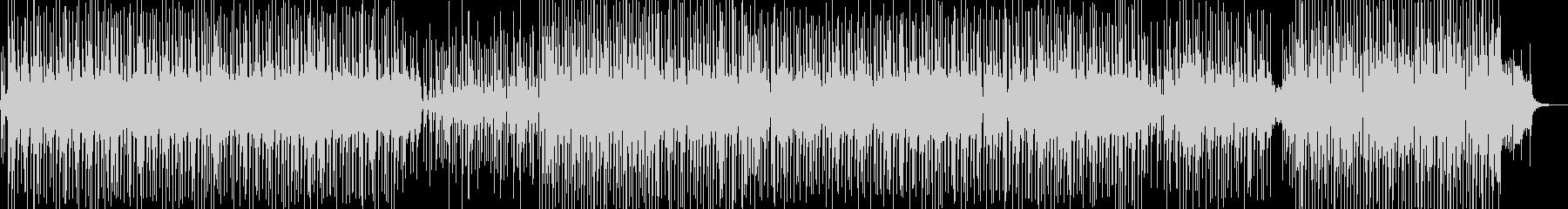 軽快・バカンスイメージのレゲェポップ ★の未再生の波形