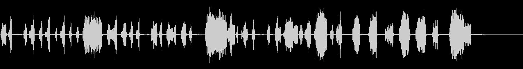 アコーデオン:不思議なリズムのアク...の未再生の波形