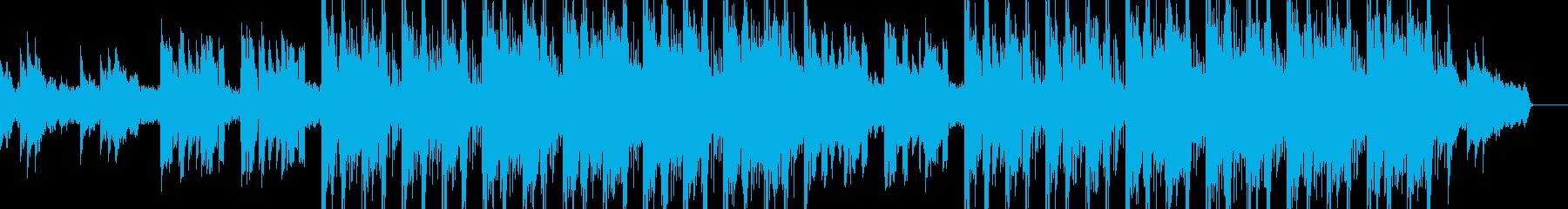 ニュース映像ナレーションバック向け-19の再生済みの波形