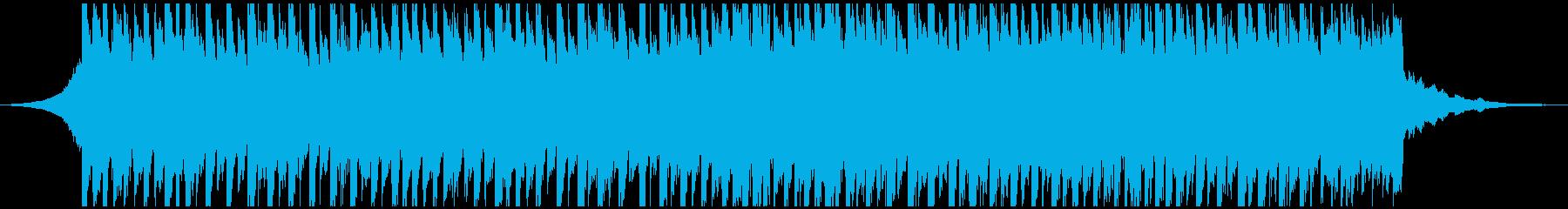 コーポレートテック(40秒)の再生済みの波形