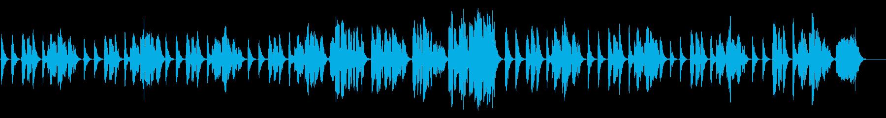 「ほたるこい」アカペラ リードVoのみの再生済みの波形