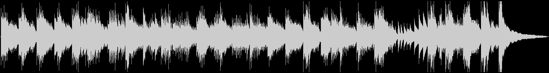 有名バッハチェロ曲をギターとピアノにの未再生の波形