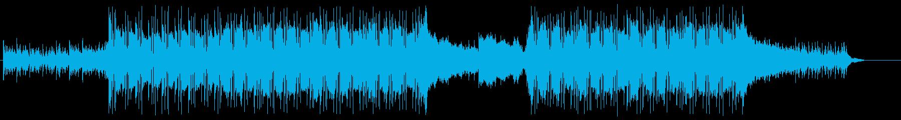 【オーケストラ】暖かさ_優しさ_ほのぼのの再生済みの波形
