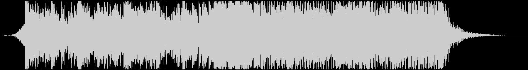 SAMURAI Spritの未再生の波形