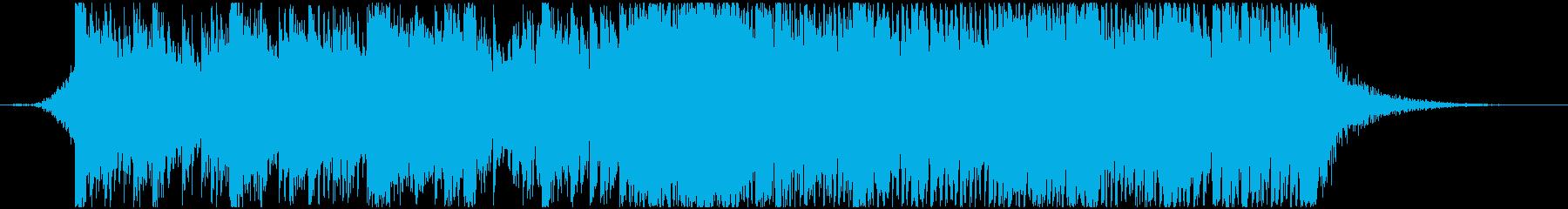 SAMURAI Spritの再生済みの波形