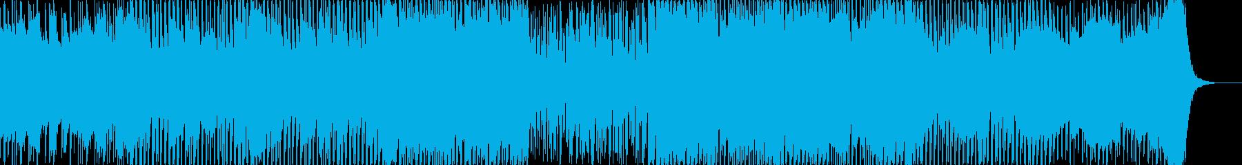 ロック アクション 静か クール ...の再生済みの波形