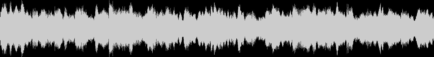 オーケストラのある古典的な作品は、...の未再生の波形