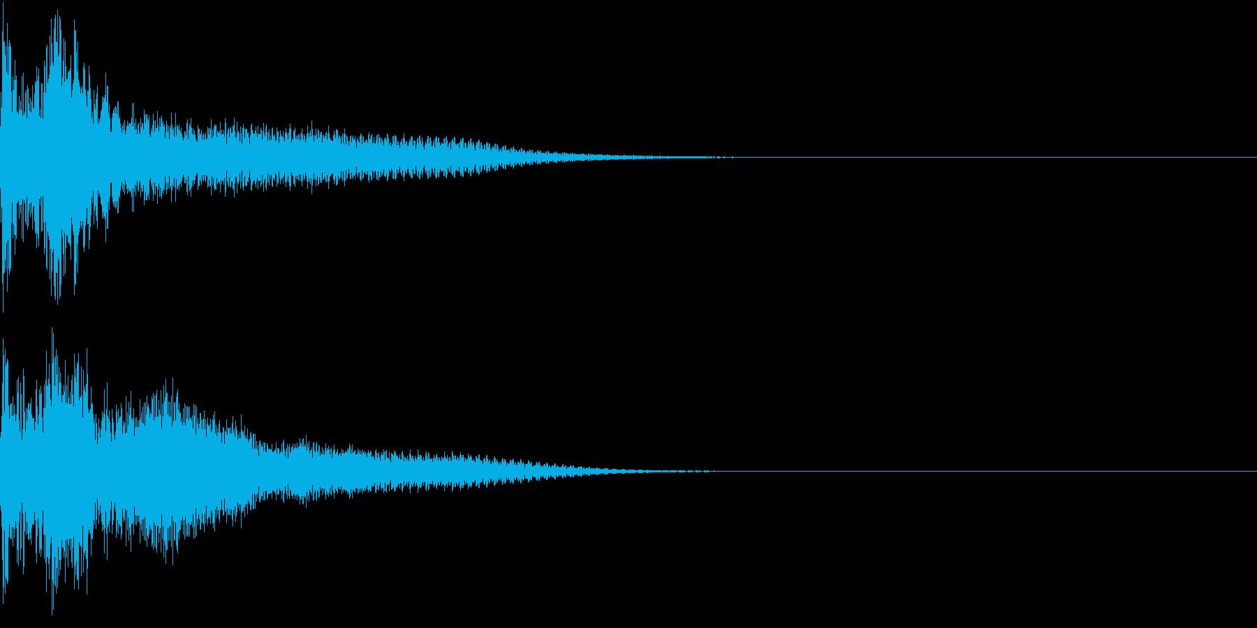 ロボット 合体 ガシーン キュイン 28の再生済みの波形