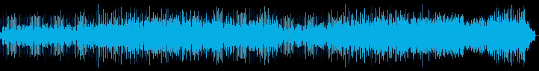 謎解き・クイズ・考察・推理のポップな曲の再生済みの波形