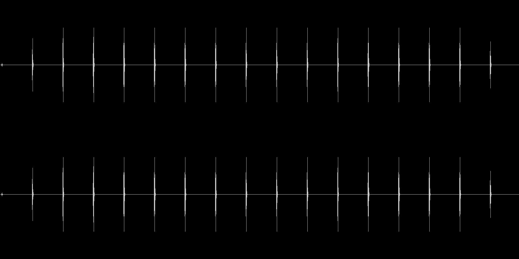 時計 ticktock_40-5_dryの未再生の波形